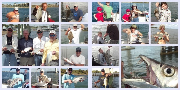 CHARTERS - Fishing Reports