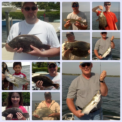 Stuart Fishing Report: 7-17-12